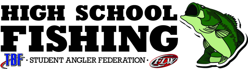 High School Fishing Logo