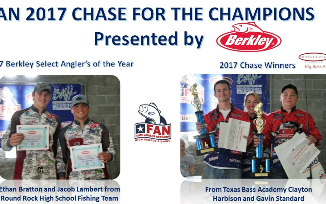 FAN Chase for the Champions & Banquet