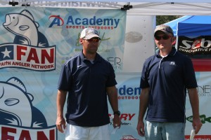 David Bueche and Ander Meine hold on day 2 to win the Faith Angler Network 2012 Championship