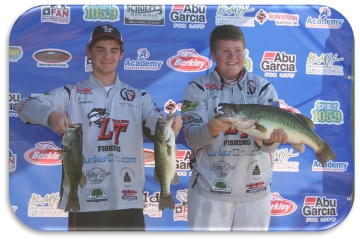 FAN HSF Lake Travis Results