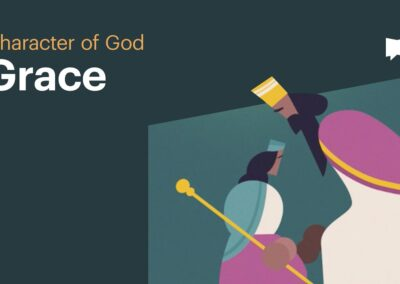 Character of God: Grace